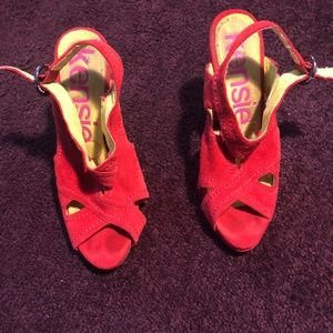 Kenzie girl shoes